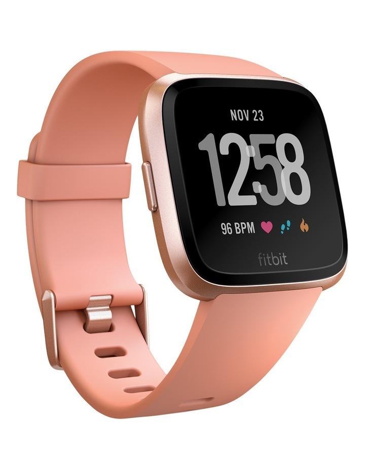 Versa Smartwatch - Peach Rose Gold image 1
