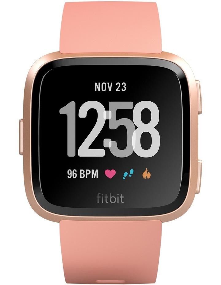 Versa Smartwatch - Peach Rose Gold image 2