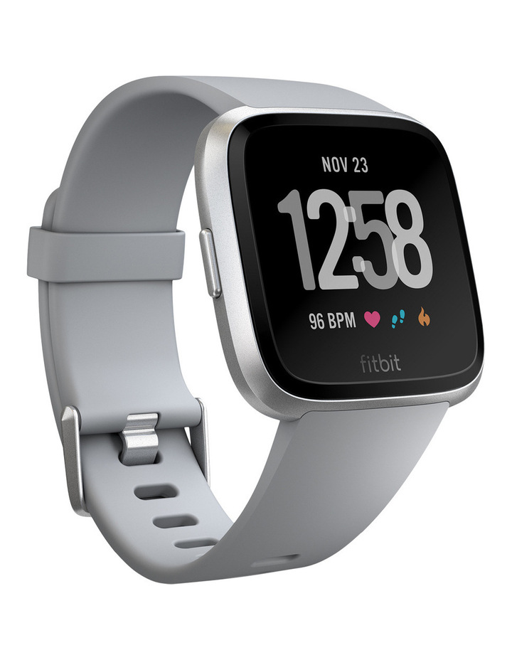 Versa Smartwatch - Grey Aluminium image 1