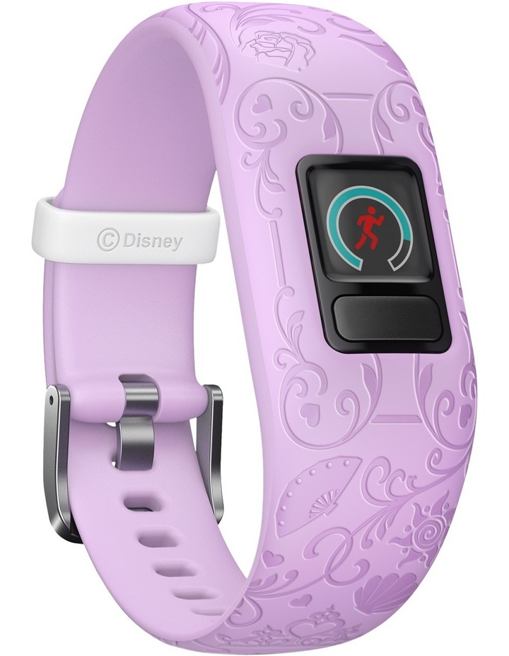 Vivofit Jr. 2 - Adjustable Disney Princess in Purple image 2