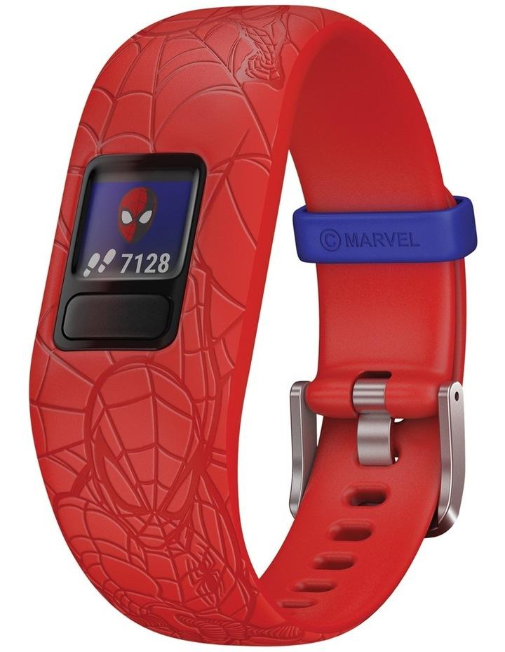 Vivofit Jr. 2 - Adjustable Spiderman in Red image 1
