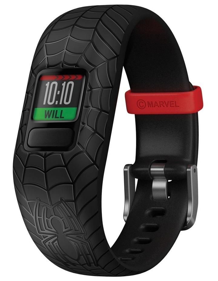 Vivofit jr. 2 - Kids Fitness Tracker - Spiderman (Black) image 1