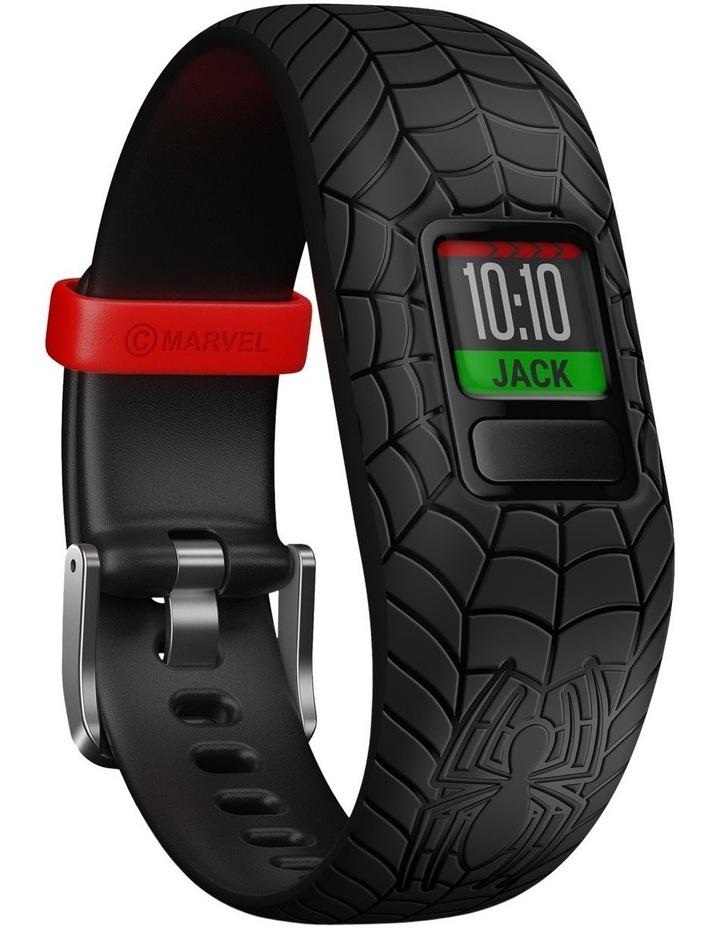Vivofit jr. 2 - Kids Fitness Tracker - Spiderman (Black) image 2