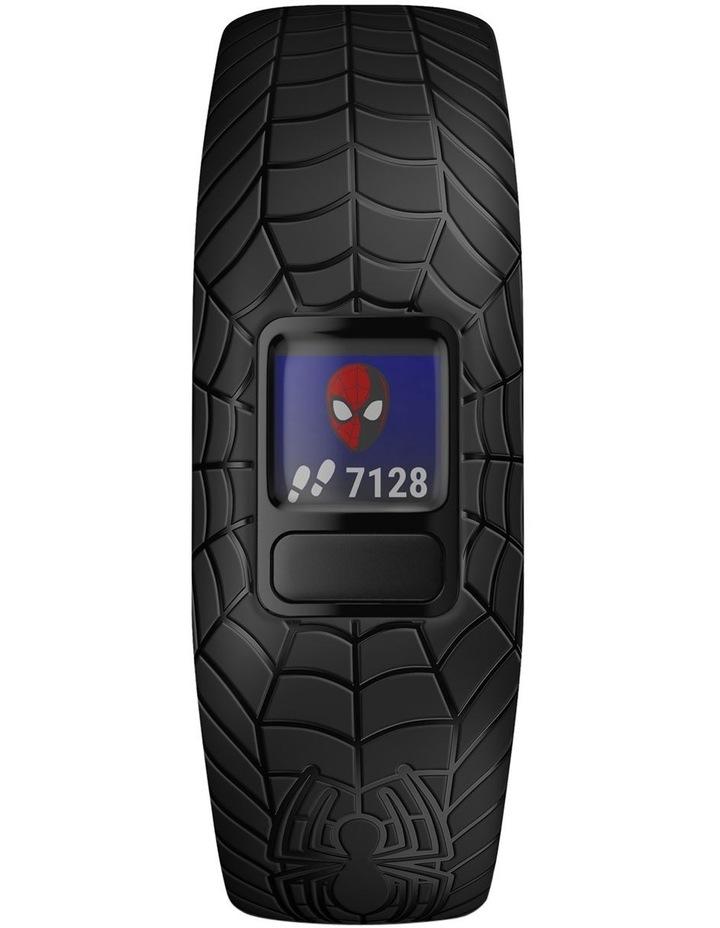 Vivofit jr. 2 - Kids Fitness Tracker - Spiderman (Black) image 4