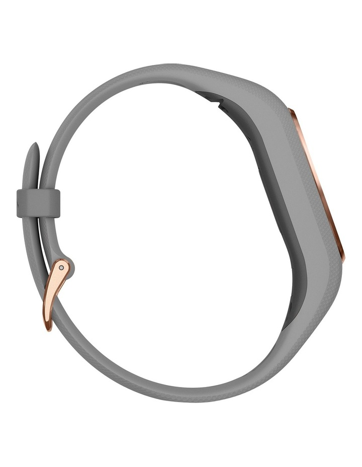 Vivosmart 4 Gray/Rose Gold (S/M) image 3