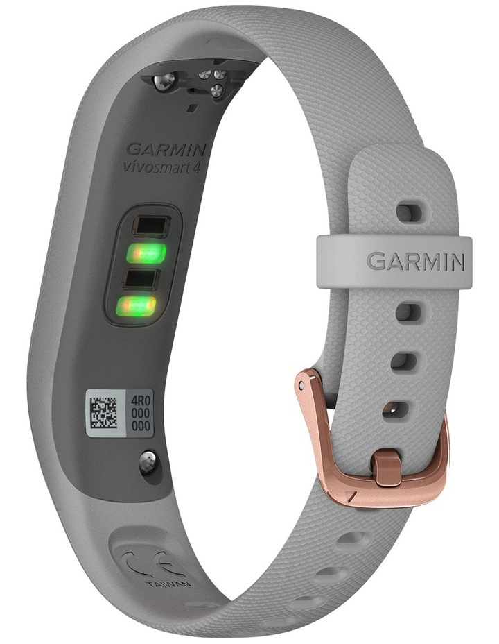 Vivosmart 4 Gray/Rose Gold (S/M) image 4