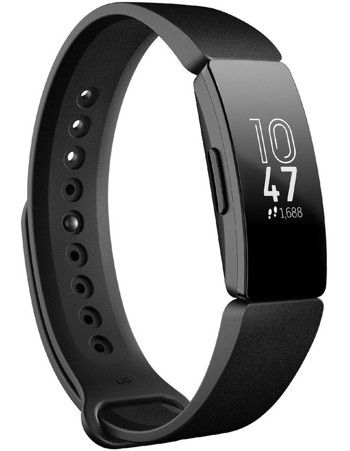 Inspire Fitness Trackers - Black image 1