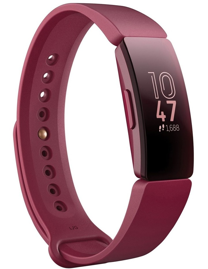 Inspire Fitness Trackers - Sangria image 1
