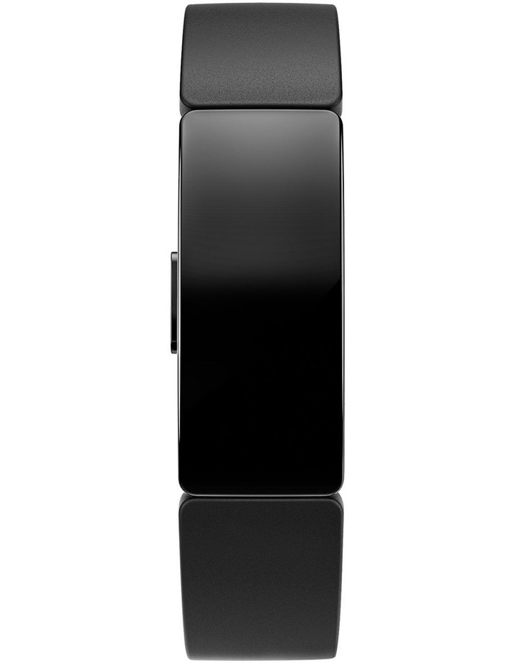Inspire HR Fitness Trackers - Black image 2