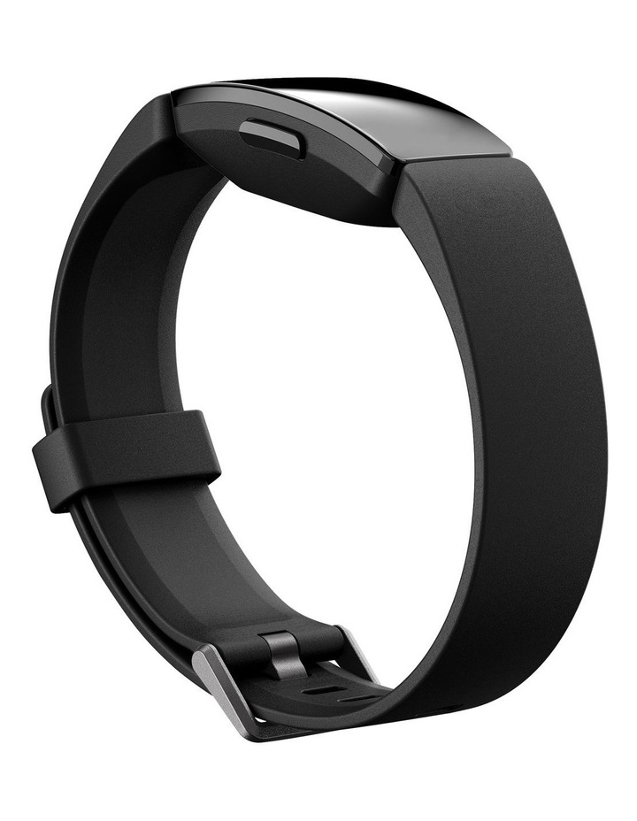 Inspire HR Fitness Trackers - Black image 3