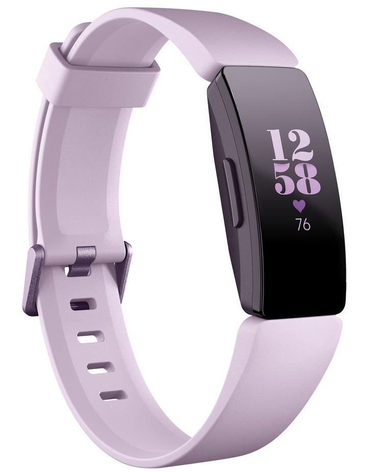 Inspire HR Fitness Trackers - Lilac image 1