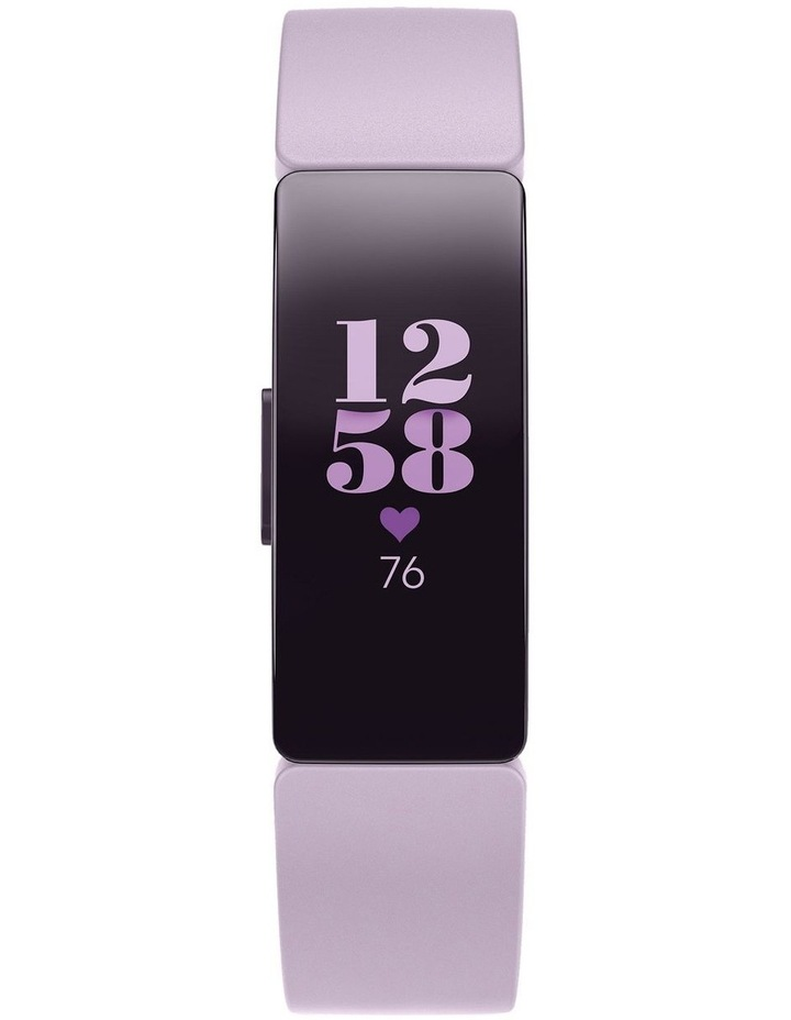 Inspire HR Fitness Trackers - Lilac image 2
