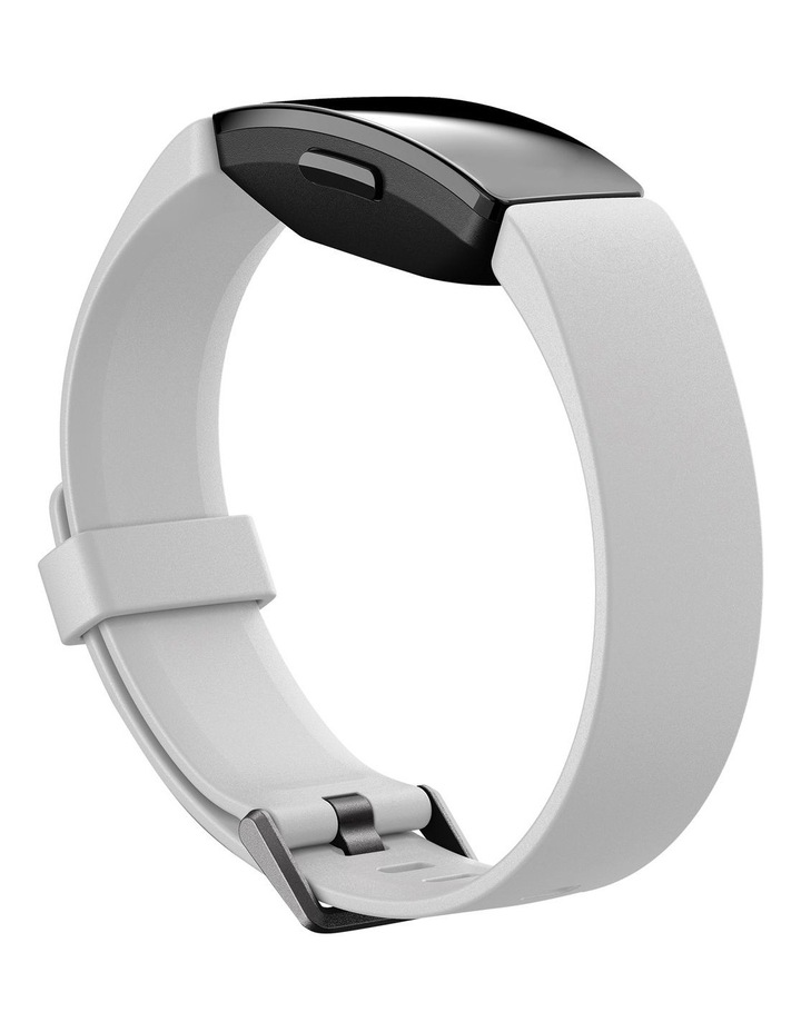 Inspire HR Fitness Trackers - White image 3