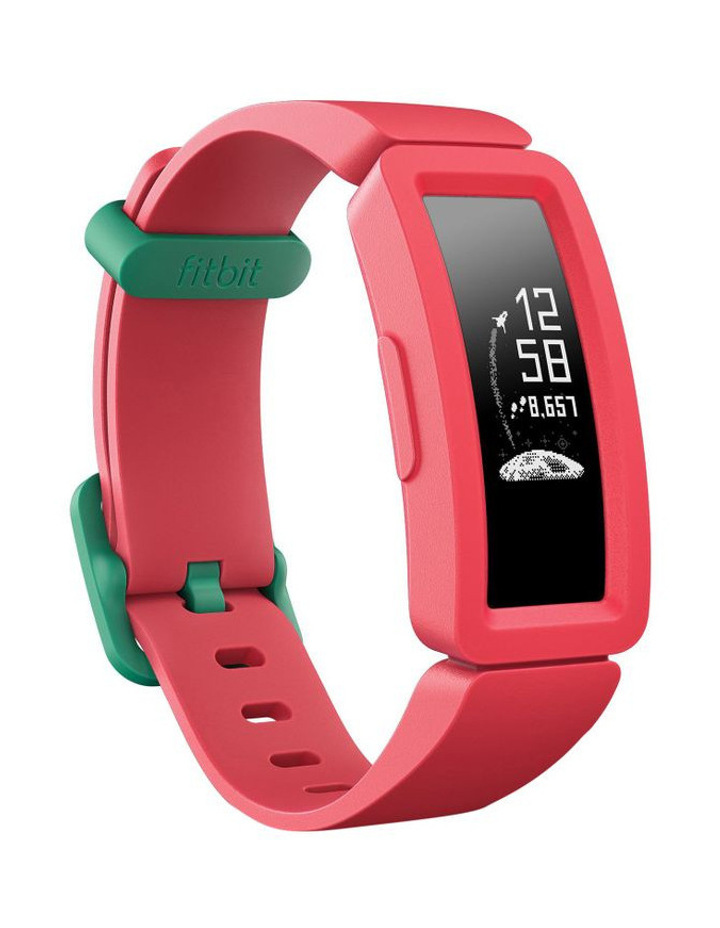 Ace 2 Activity Tracker for Kids - Watermelon / Teal Clasp image 1