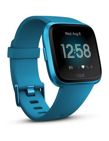 09341162347d9 FitbitVersa Lite Smartwatch - Marina Blue. Fitbit Versa Lite Smartwatch -  Marina Blue