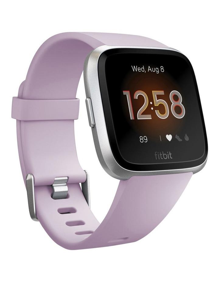 Versa Lite Smartwatch - Lilac/Silver image 1