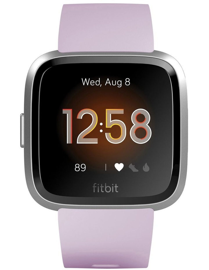 Versa Lite Smartwatch - Lilac/Silver image 2