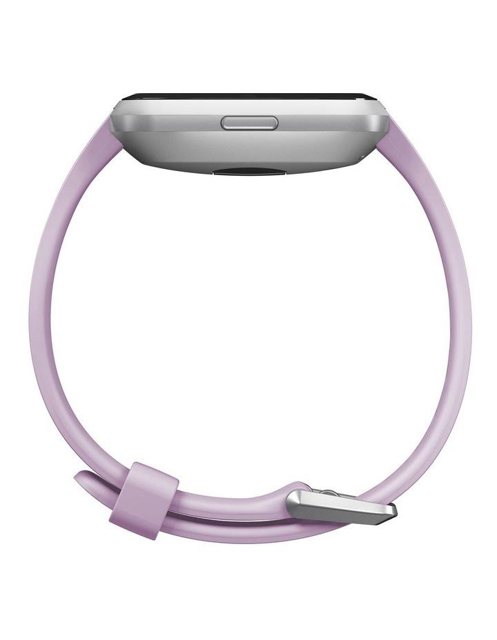 Versa Lite Smartwatch - Lilac/Silver image 4