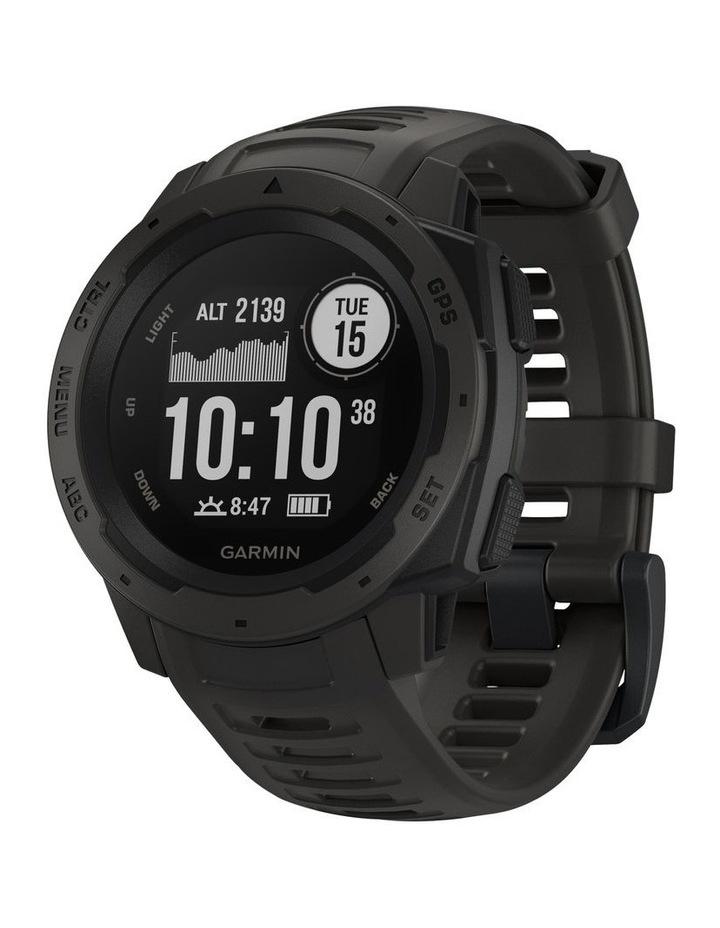 Instinct GPS Smartwatch - Graphite image 1