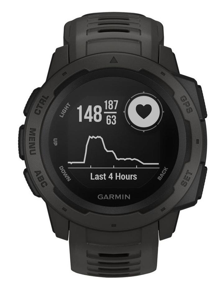 Instinct GPS Smartwatch - Graphite image 2