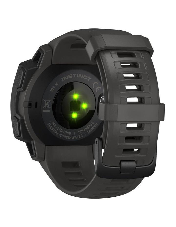 Instinct GPS Smartwatch - Graphite image 4