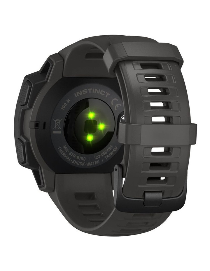 Instinct GPS Smart Watch - Graphite image 4