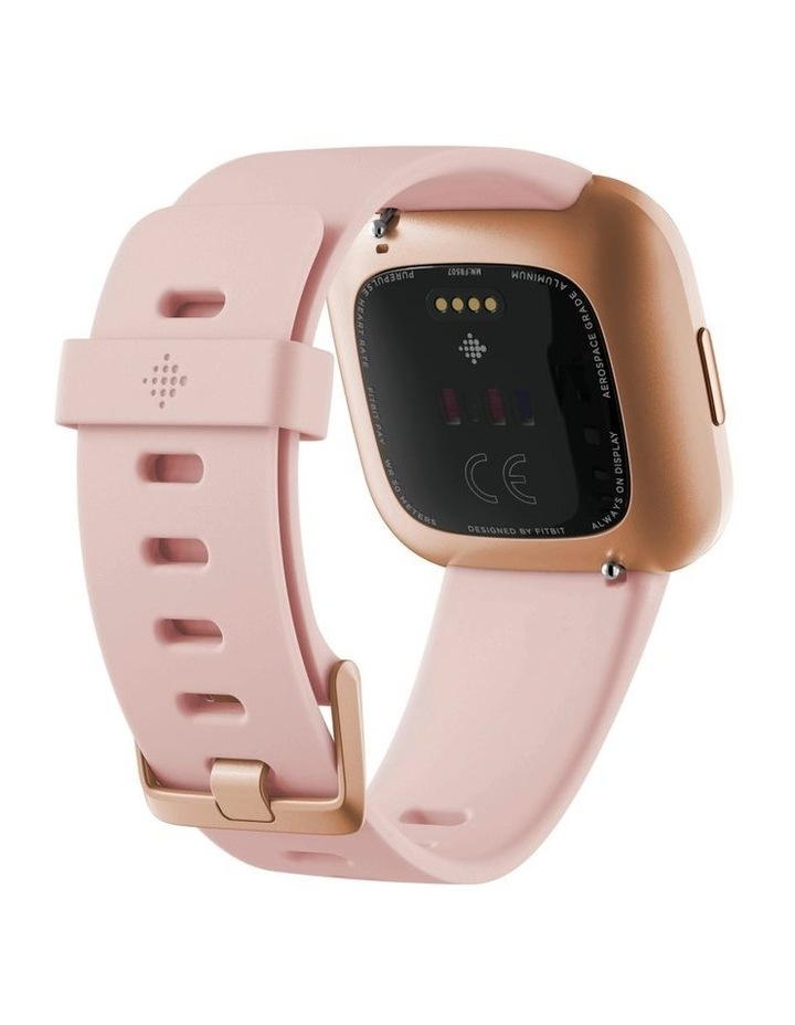 Versa 2 Smartwatch - Petal / Copper Rose image 2