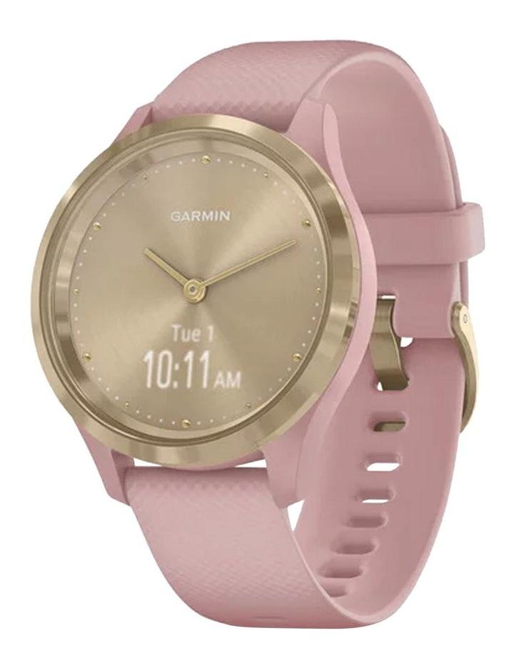 Vivomove 3s 39mm Smart Watch Cha/Rse Silicone band image 1
