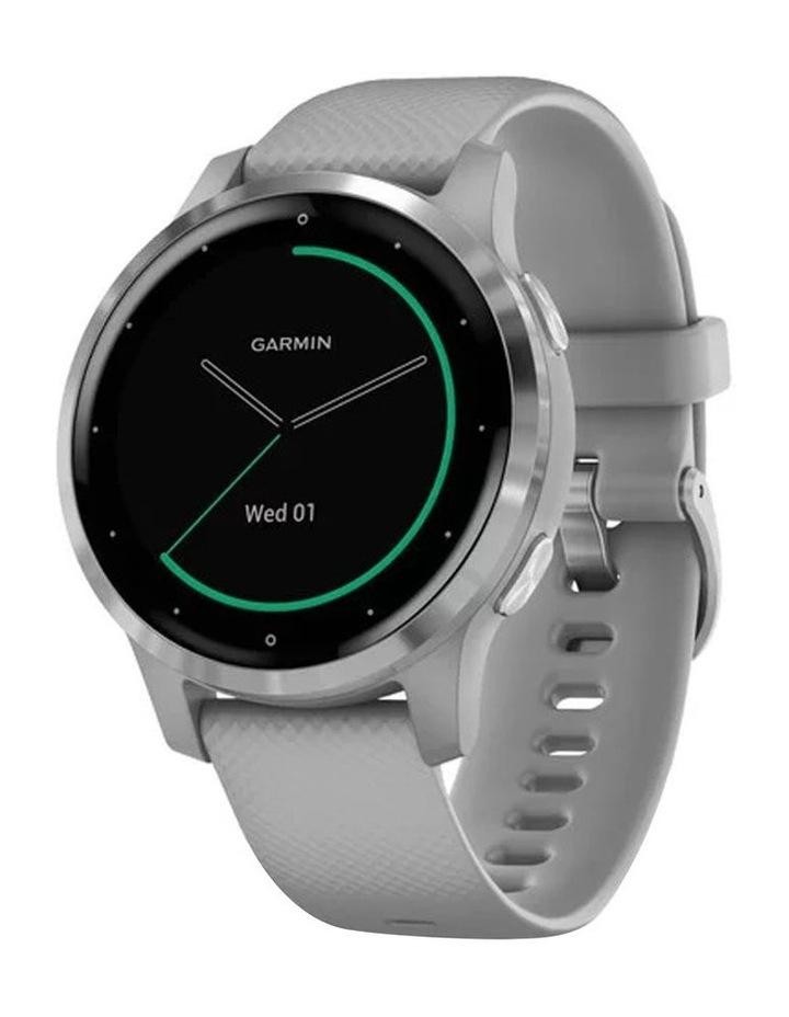 Vivoactive 4s Smartwatch (40mm) - Silv/Gry image 1