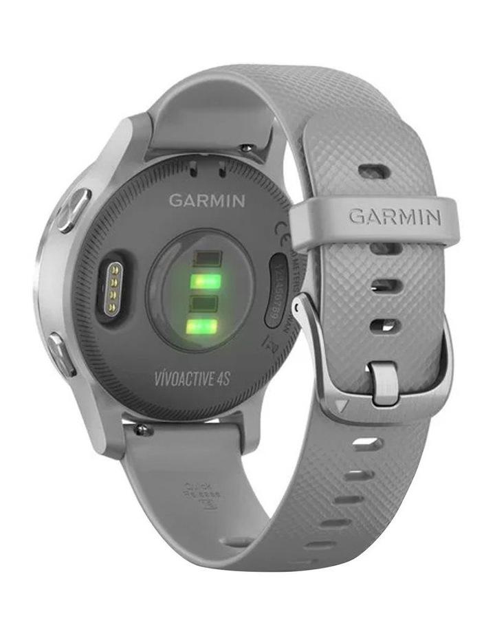 Vivoactive 4s Smartwatch (40mm) - Silv/Gry image 4