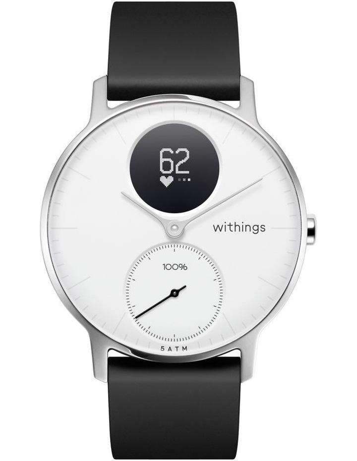 Steel HR Smart Watch 36mm White image 1