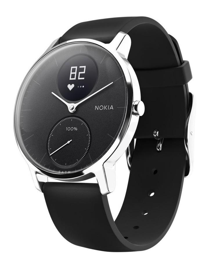 Steel HR Smart Watch 36mm Black image 2