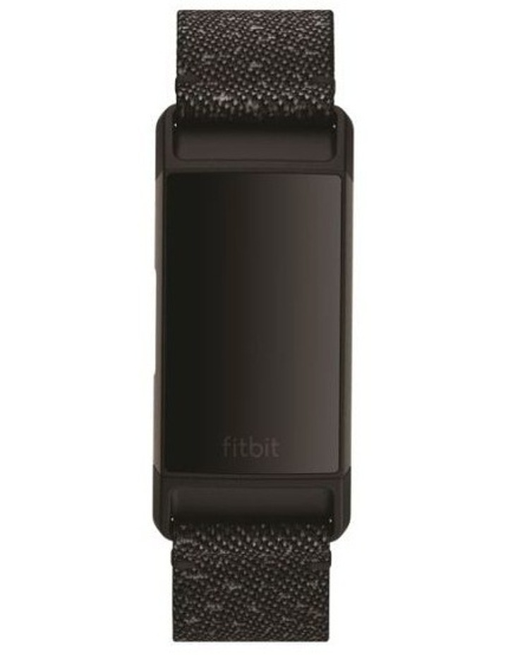 Fitbit Charge 4 Advanced Special Edition Black Fitness Tracker image 5
