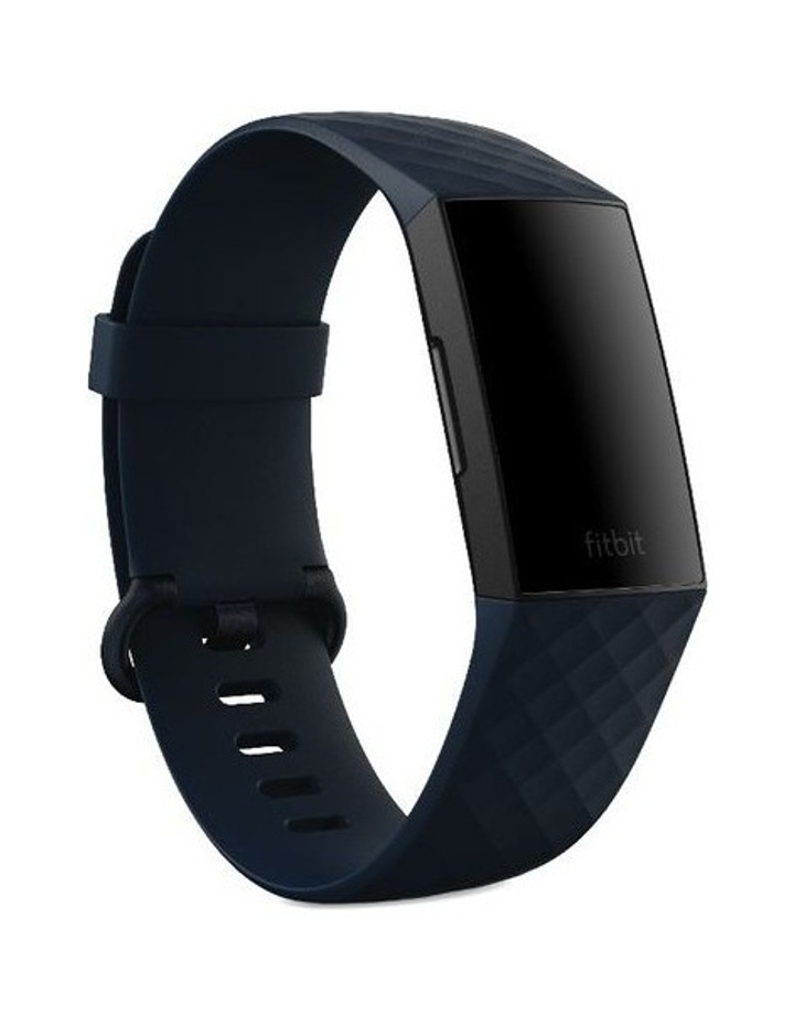 Fitbit Charge 4 Advanced Fitness Tracker Storm Blue image 1
