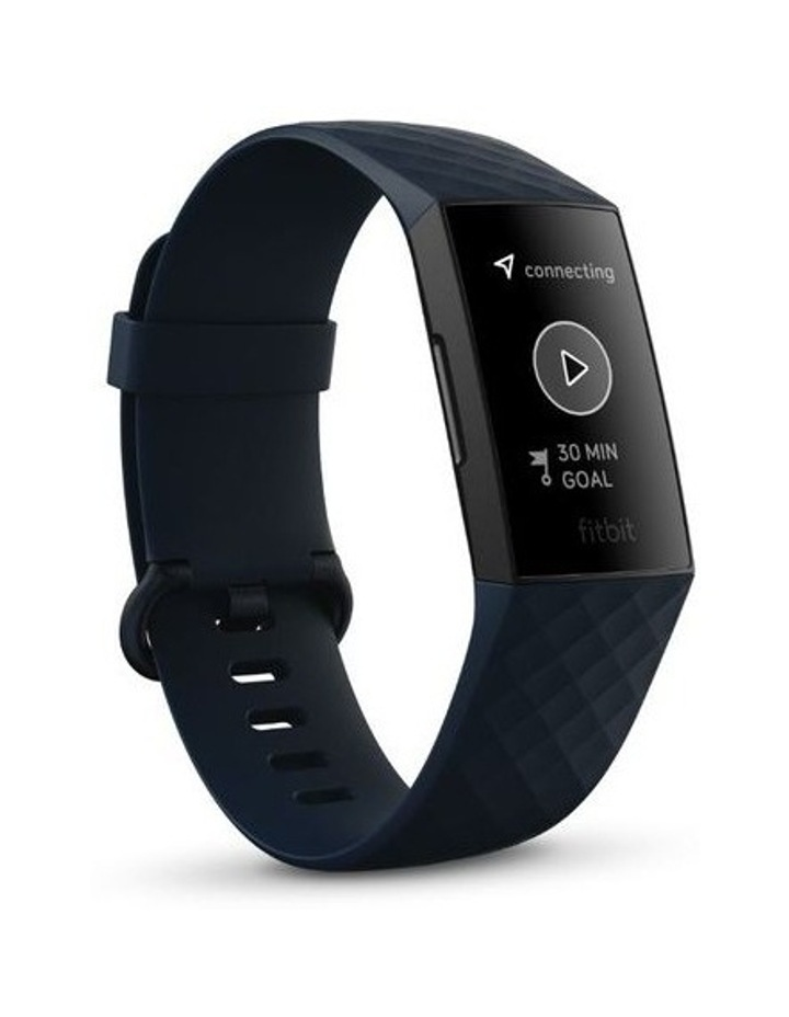 Fitbit Charge 4 Advanced Fitness Tracker Storm Blue image 3