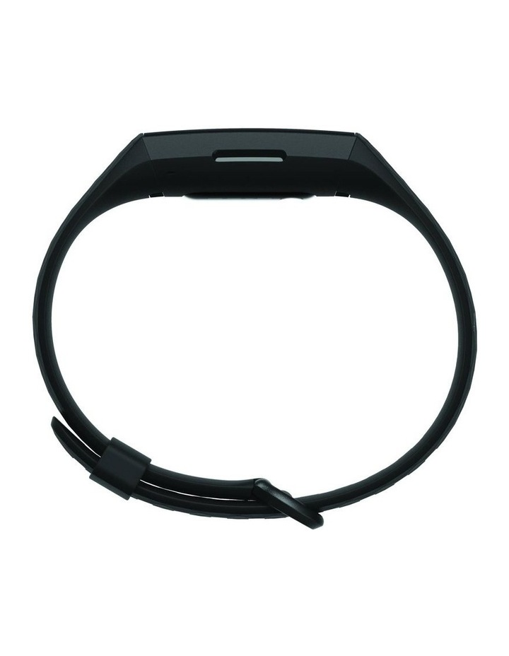 Fitbit Charge 4 Advanced Black Fitness Tracker image 3