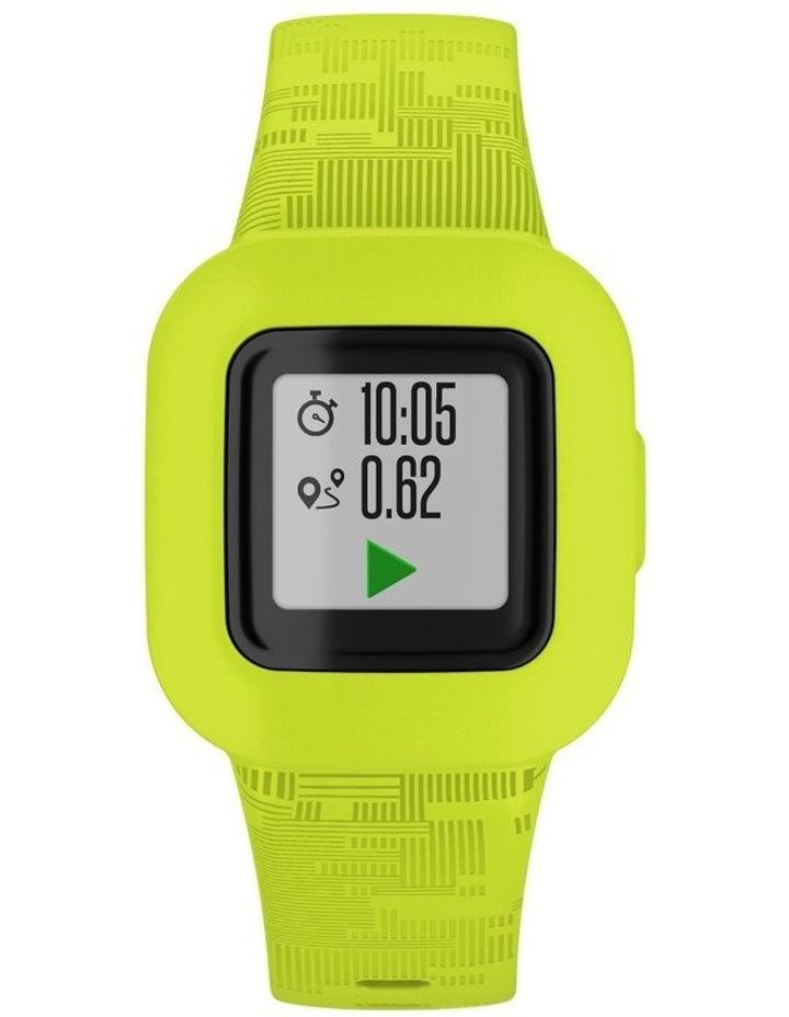 Vivofit Jr.3 Fitness Tracker Camo Green image 3