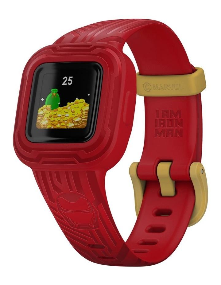 Vivofit Jr.3 Fitness Tracker Iron Man image 2
