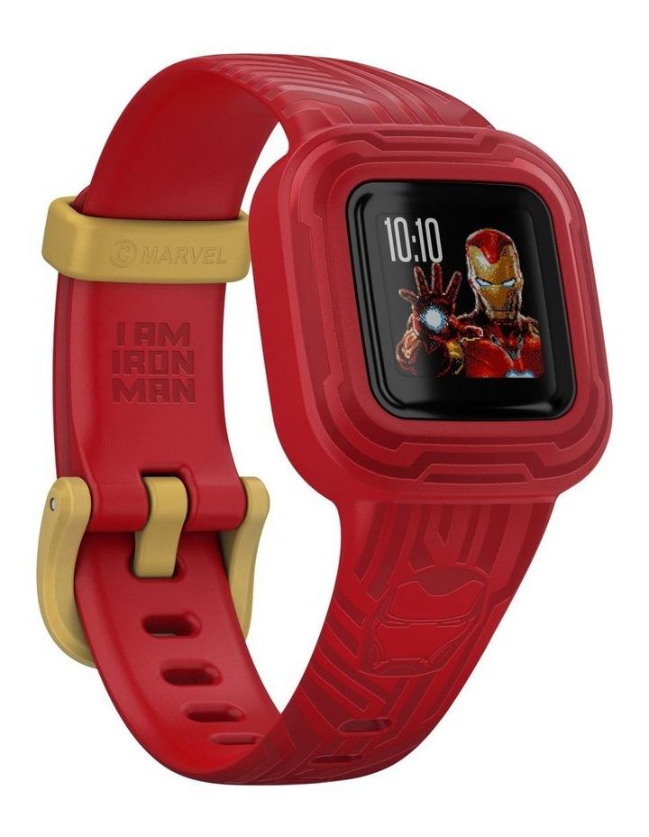 Vivofit Jr.3 Fitness Tracker Iron Man image 3