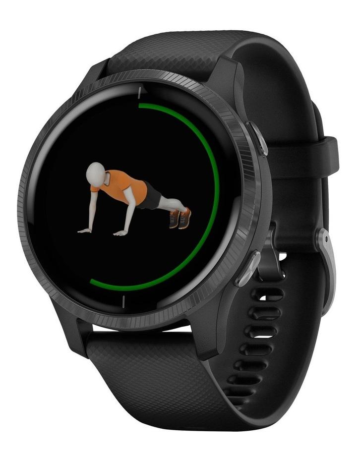 Venu GPS Smartwatch Black/Slate image 1