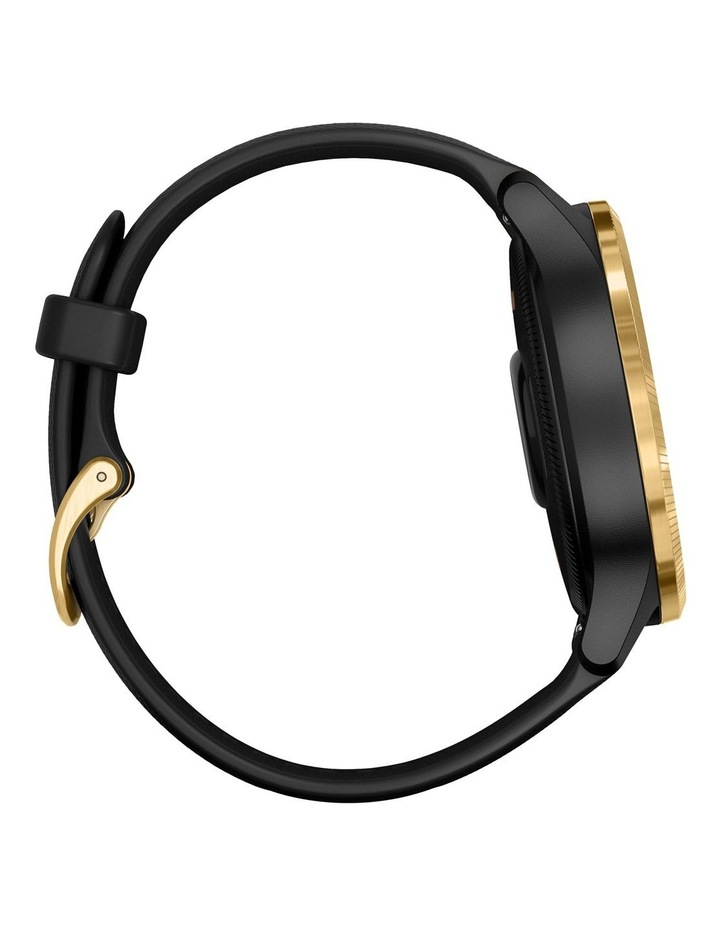 Venu GPS Smartwatch Black/Gold image 2