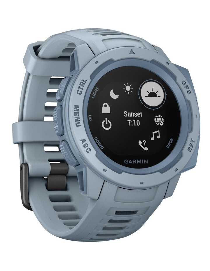 Instinct Smartwatch Sea Foam image 3