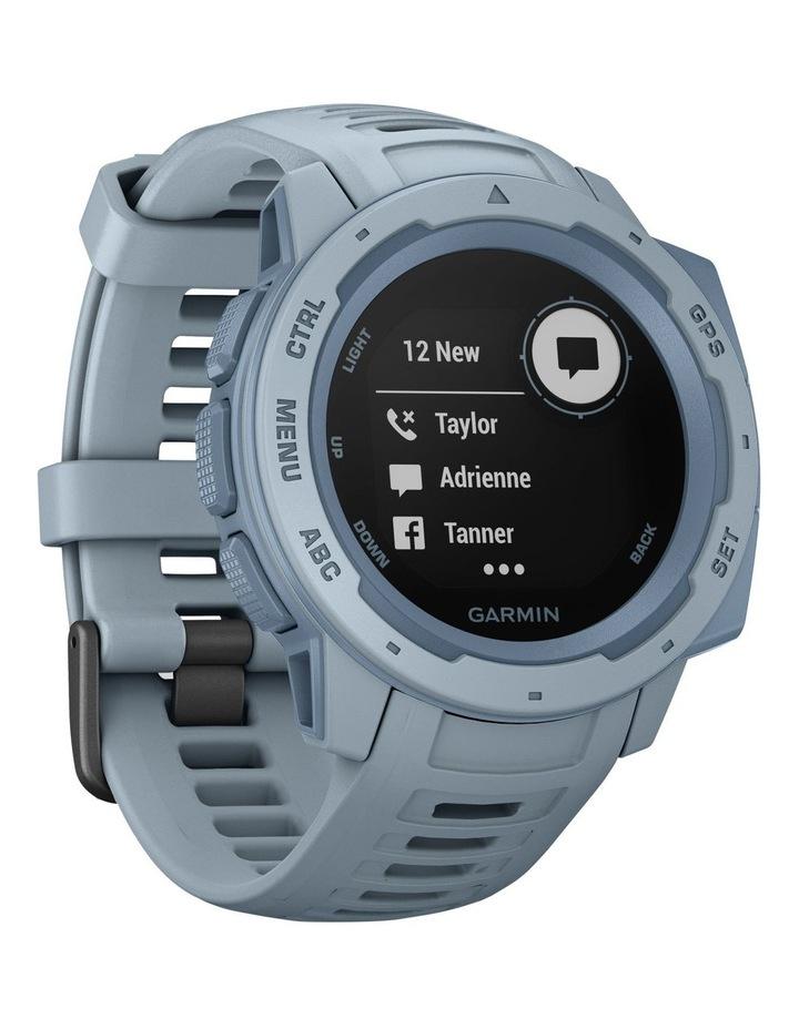 Instinct Smartwatch Sea Foam image 4