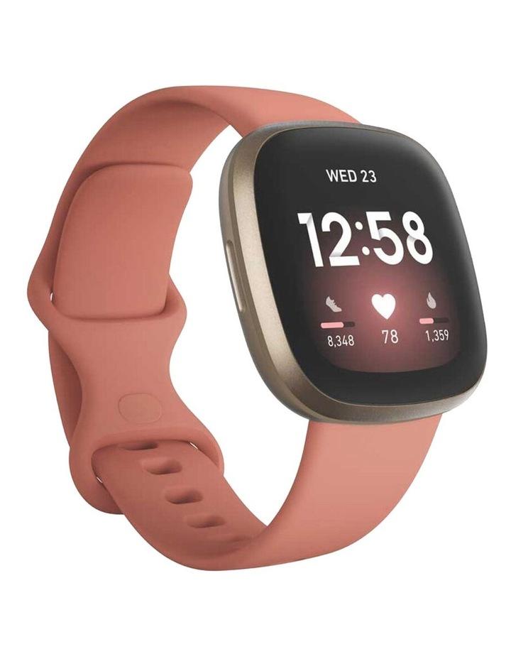 Versa 3 Pink Smart Watch image 1