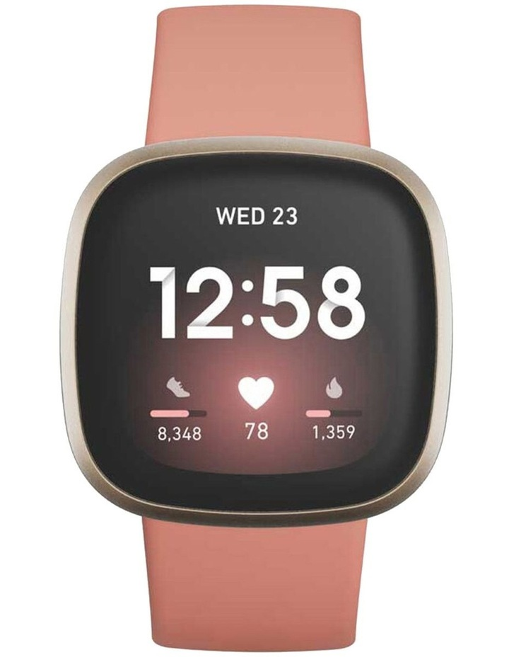 Versa 3 Pink Smart Watch image 2