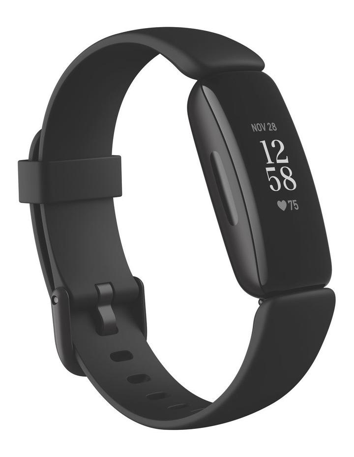 Inspire 2 Black Fitness Tracker image 1
