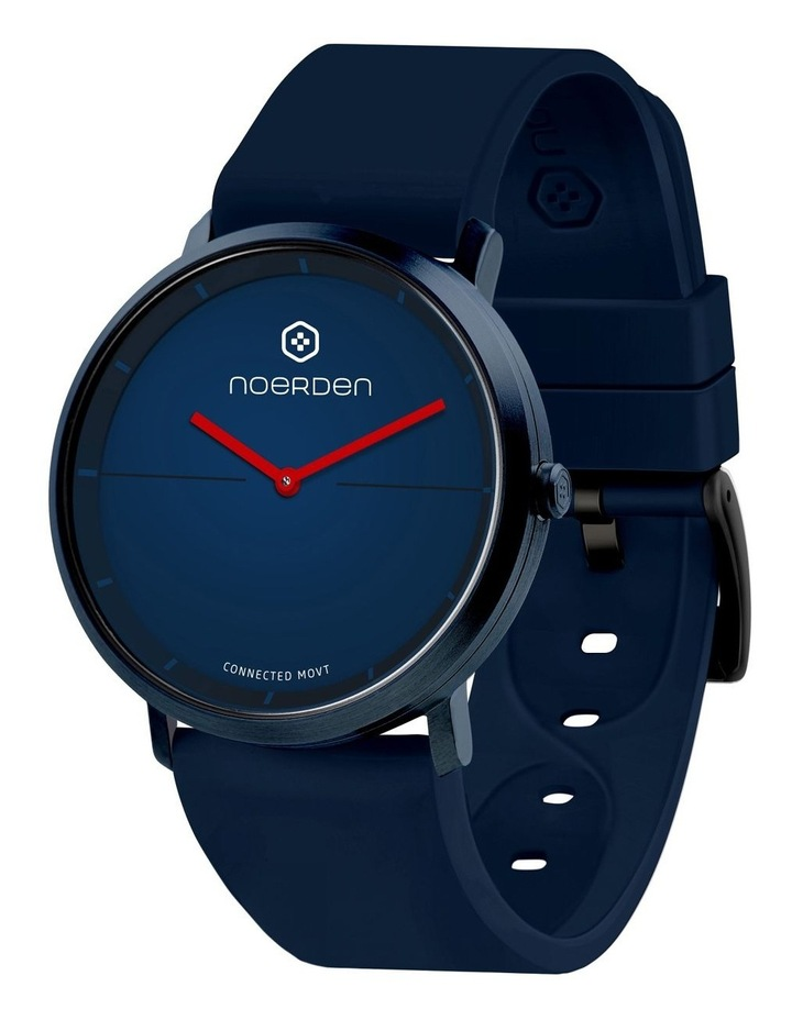 LIFE2 Hybrid Smart Watch Navy Blue image 1