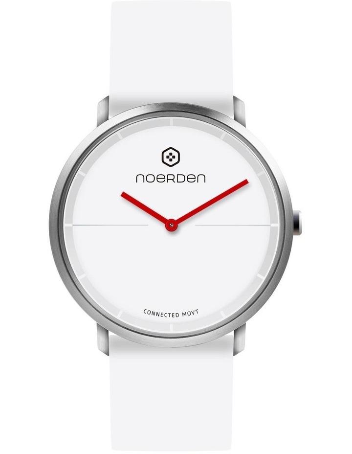 LIFE2 Hybrid Smart Watch White image 3