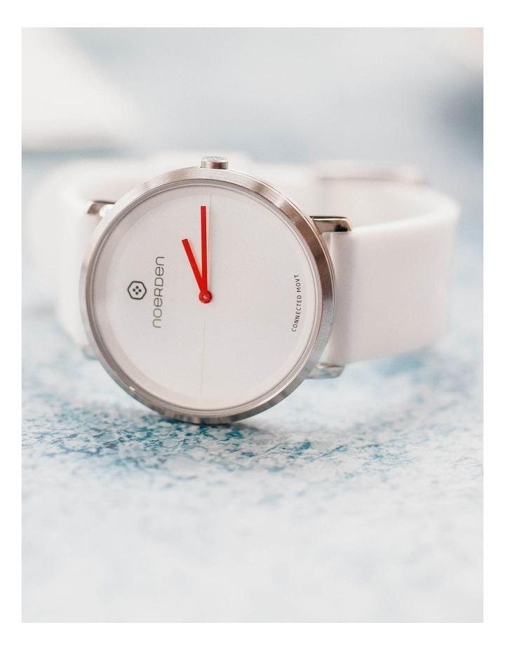 LIFE2 Hybrid Smart Watch White image 5