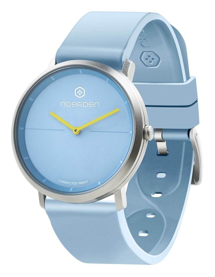 LIFE2 Hybrid Smart Watch Light Blue image 1